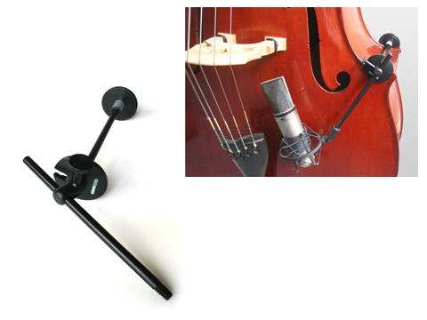 H Clamp Bass H-Clamp microphone holder