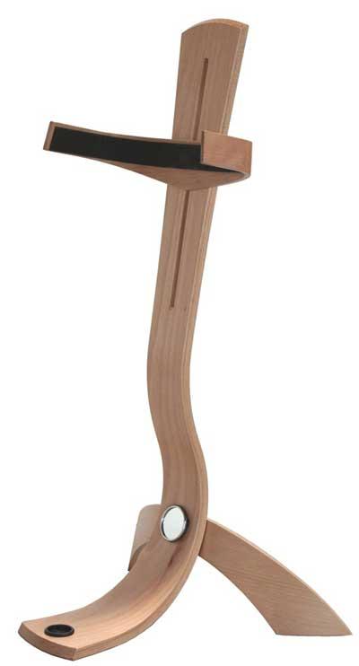 Kontrabassständer Ständer Für Kontrabass Aus Holz