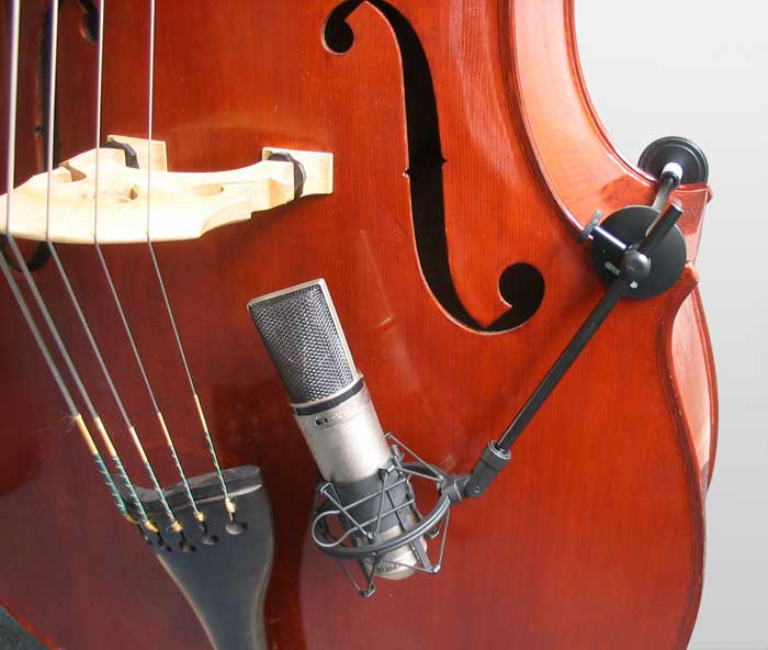 H Clamp Bass Double Bass accessorie...